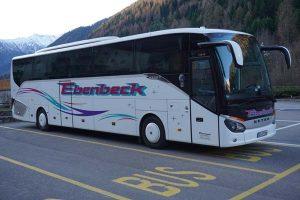Bus Ebenbeck Linz-Ausflug