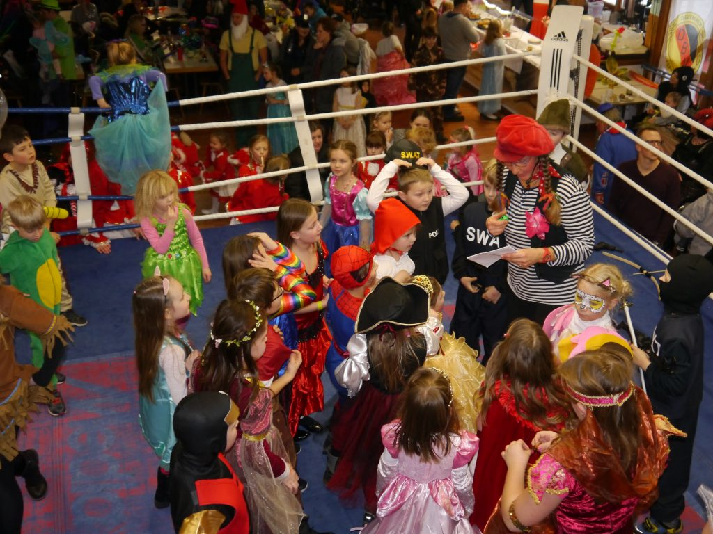Integrativer Kinderfasching