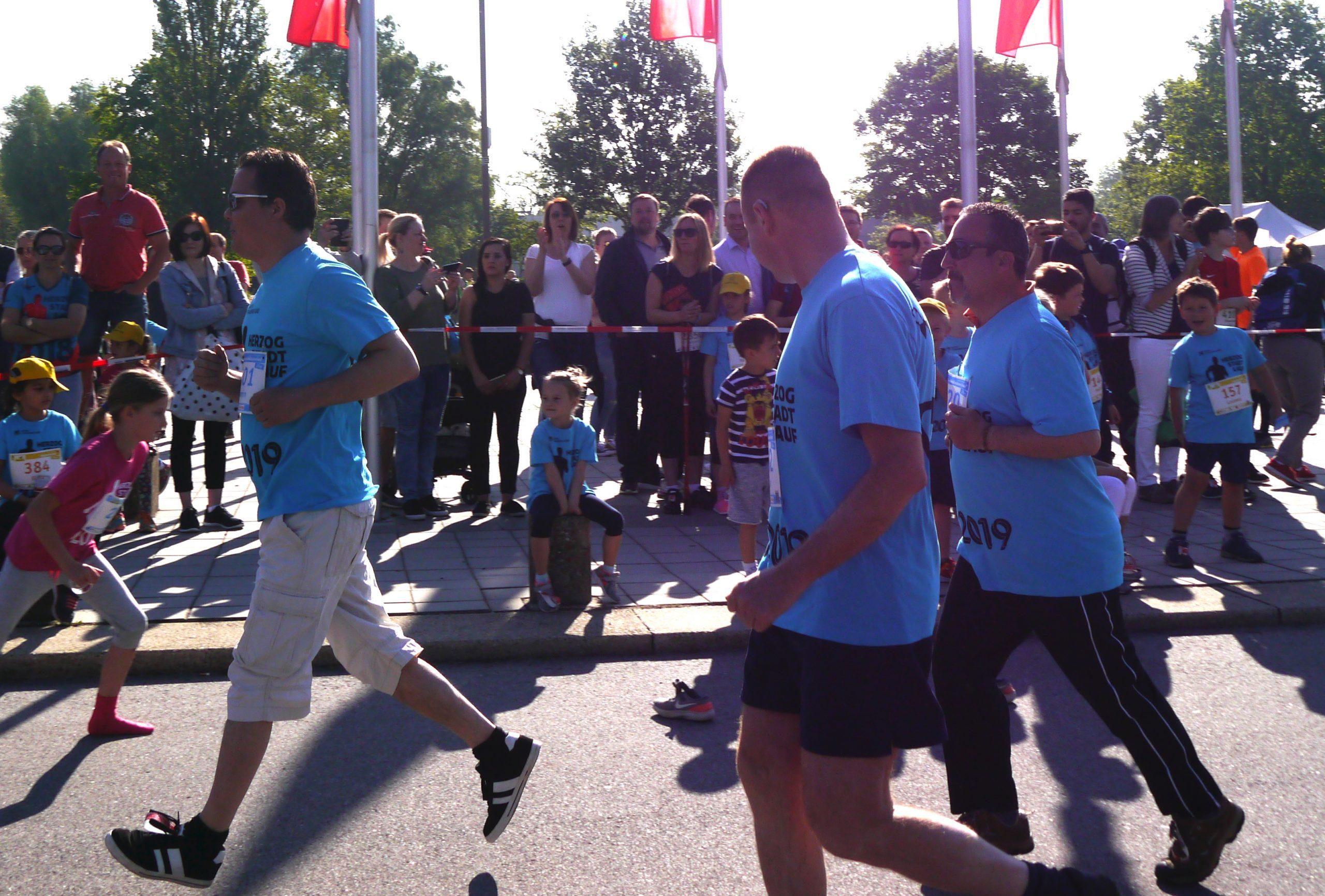 26.09.2020 – 17:00 Uhr  –  PtH beim Inklusionslauf beim 11. Herzogstadtlauf
