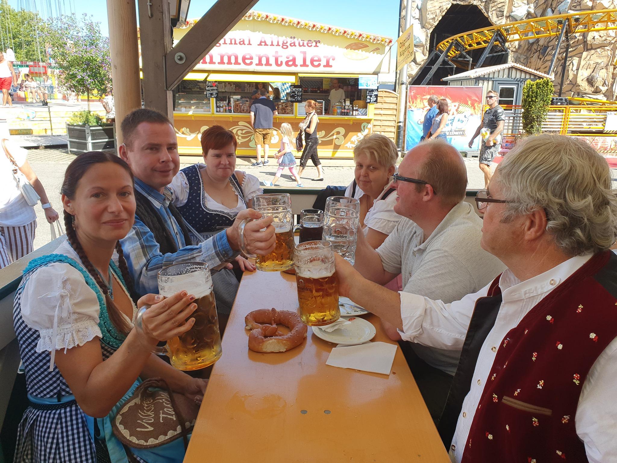 16.08.2020 – 10:00 Uhr  –  Volksfest-Frühschoppen